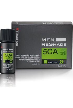 Goldwell 5Ca Men Reshade Erkek Saç Boyası 4X20 Ml