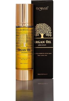 Organic Argan Oil - Argan Yağlı Saç Bakım Serumu 100 Ml
