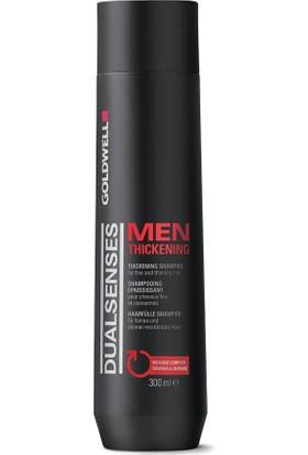 Goldwell For Men - Erkekler İçin Saç Güçlendirici Şampuan 300 Ml