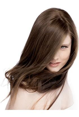 Natural Colors 6N Koyu Kumral Organik Saç Boyası