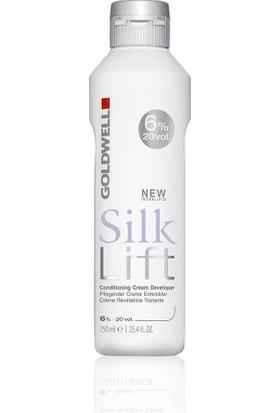 Goldwell Silk Lift %6 20 Vol. Krem Losyon 750 Ml