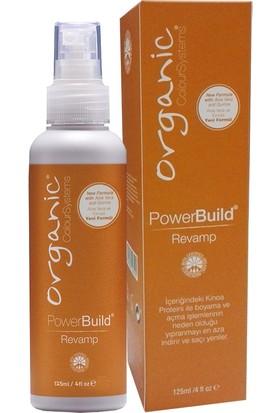 Organic Revamp Kinoa Proteinli Onarıcı Ve Koruyucu Acil Bakım 125 Ml