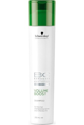 Schwarzkopf Bonacure Doğal Hacim Şampuanı 250 Ml