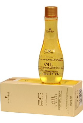 Schwarzkopf Bonacure Oil Miracle Light Argan Yağı 100Ml