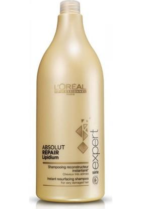 Loreal Absolut Repair Lipidium Yapılandırıcı Şampuan 1500Ml