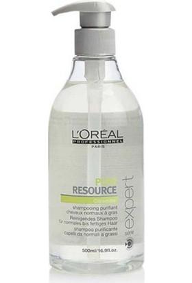 L'Oréal Professionnel Resource Yağ Dengeleyici Şampuan 500Ml