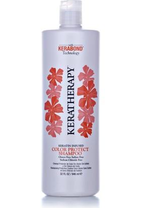 Keratherapy Keratin İçerikli Renk Koruyucu Glutensiz Şampuan 946Ml