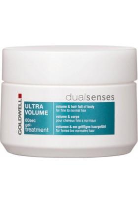 Goldwell Dualsenses Ultra Volume Hacim Veren Saç Maskesi 200Ml