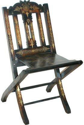 Gümüştekin Telkâri Katlanabilir Sandalye