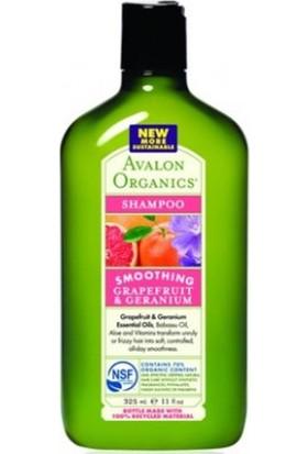 Avalon Organics Organik Greyfurt ve Sardunya Özlü Şampuan 325 ml.