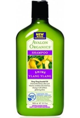 Avalon Organics Organik Ylang Ylang Özlü Parlatıcı Şampuan 325 ml.