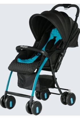 Baby2Go 6020 Pinna Plus Bebek Arabası - Yeşil