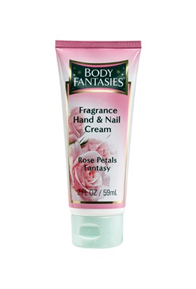 Body Fantasies Rose Petals Fantasy El Ve Tırnak Kremi 59 ml