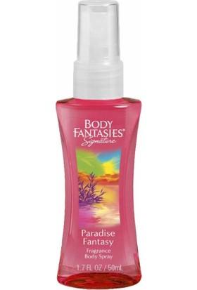 Body Fantasies Paradise Fantasy Vücut Spreyi 50 ml