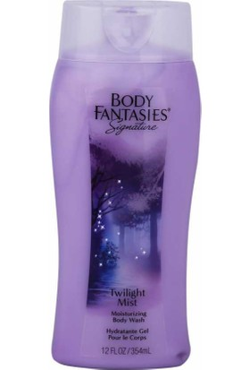 Body Fantasies Twilight Mist Duş Jeli 354 ml + Duş Lifi