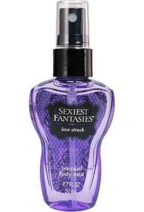 Body Fantasies Sexiest Fantasies Love Struck Vücut Spreyi 50 ml