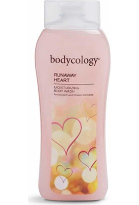 Bodycology Runaway Heart Duş Jeli 473 ml + Duş Lifi