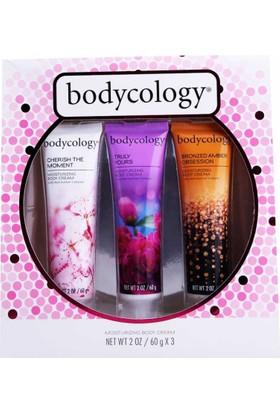 Bodycology 3′Lü El Ve Vücut Kremi Hediye Seti