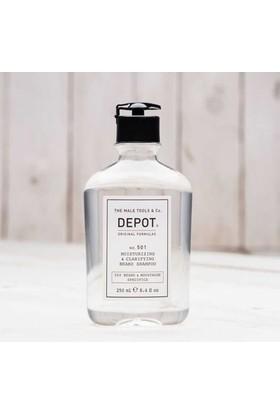 Depot Nemlendirip Arındıran Sakal Şampuanı 250 ml
