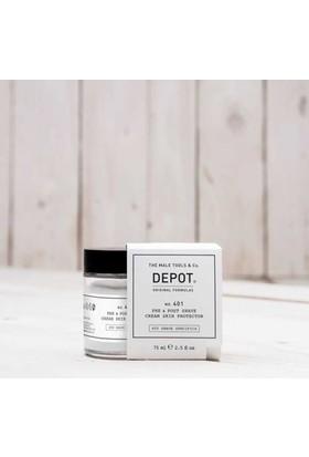 Depot Tıraş Önce - Sonrası İçin Cilt Koruyucu Krem - 75 ml