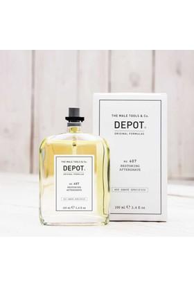 Depot Yeniden Yapılandırıcı Tıraş Sonrası Losyon - Aftershave 500 ml