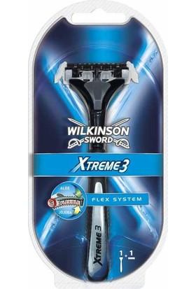 Wilkinson Sword Xtreme 3 - Oynar Başlıklı Sistem Tıraş Bıçağı
