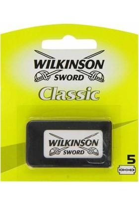 Wilkinson Sword 5'li Klasik Tıraş Bıçağı