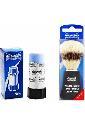 Wilkinson Sword Tıraş Fırçası Ve Tıraş Sabunu Seti