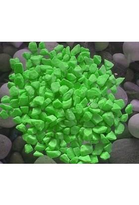 Plantistanbul 1 Kg Yeşil Taş, 0-2 Cm