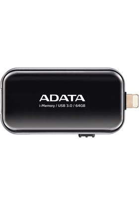 Adata UE710 64GB USB 3.0 iPhone USB Bellek AUE710-64G-CBK