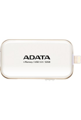 Adata UE710 32GB USB 3.0 iPhone USB Bellek AUE710-32G-CWH