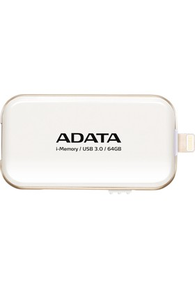 Adata UE710 64GB USB 3.0 iPhone USB Bellek AUE710-64G-CWH