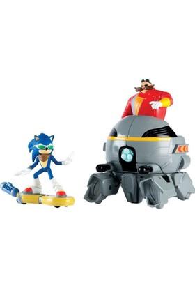 Tomy Sonic Boom Eggman Oyun Seti