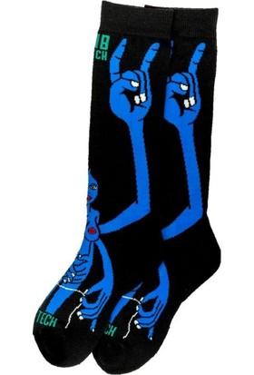 Libtech Jamie Boob Blk Snowboard Çorap
