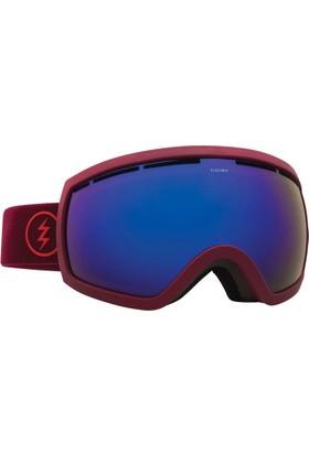 Electric Eg2.5 Oxblood Bl Brbl Kar Gözlüğü