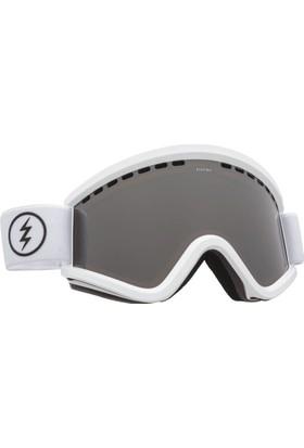 Electric Egv Gloss White Bl Brsr Kar Gözlüğü