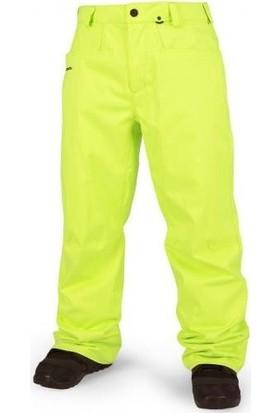Volcom Carbon Pnt Tennis Ball Snowboard Pantolon