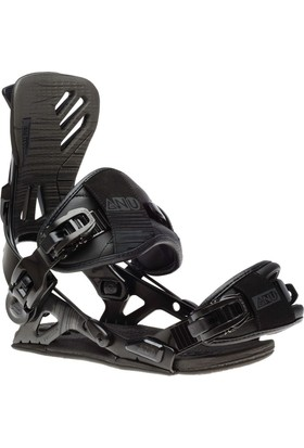 Gnu Freedom Black Snowboard Bağlama