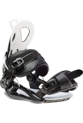 Gnu B Real Black Snowboard Bağlama