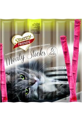 Stuzzy Friends Tavuk Etli Sticks Kedi Ödülü 6x5 Gr