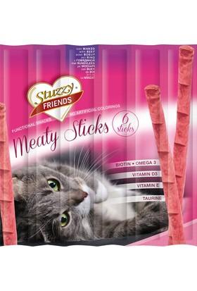 Stuzzy Friends Sığır Etli Sticks Kedi Ödülü 6x5 Gr
