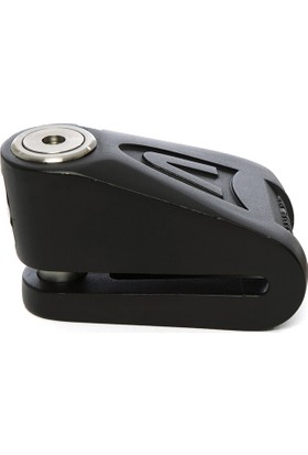 Auvray Disk Kilidi Mat Siyah 6 mm