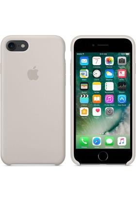Apple iPhone 7 / 8 Silikon Kılıf Taş (İthalatçı Garantili)