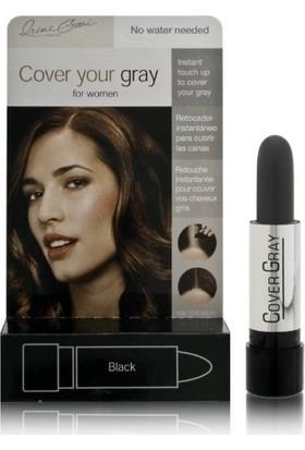 Cover Your Gray Saç Kapatıcı Stick Ruj Black