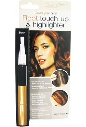 Cover Your Gray Root Touch Up&Highlighter For Women Black