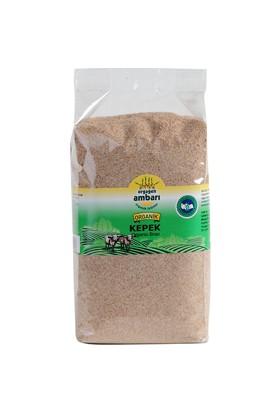 Orgagen Ambarı Organik Buğday Kepeği