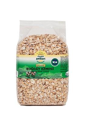 Orgagen Ambarı Organik Buğday Ezmesi
