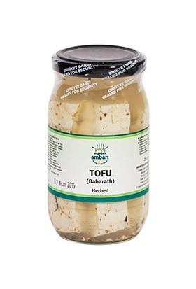 Orgagen Ambarı Tofu (Baharatlı)