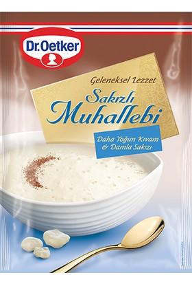 Dr. Oetker Türk Tatlısı Sakızlı Muhallebi 165 gr
