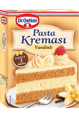 Dr.Oetker Vanilinli Pasta Kreması 136 Gr